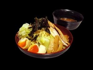 広島風辛冷つけ麺
