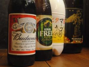 瓶ビール(小)バドワイザー